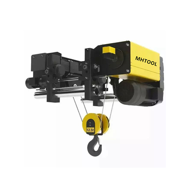 European Low Headroom Electric Wire Rope Hoist